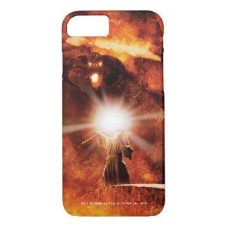 Balrog Versus Gandalf iPhone 7 Case