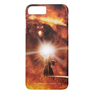 Balrog Versus Gandalf iPhone 7 Plus Case