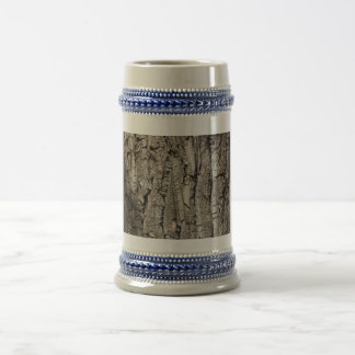 Balsam Poplar tree trunk Beer Stein