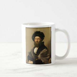 Balthazar Castiglione by Raffaello Sanzio Raphael Coffee Mug
