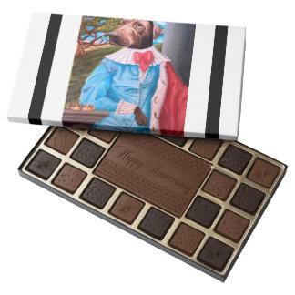 Balthazar the Benevolent Pooch 45 Piece Box Of Chocolates