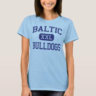 Baltic - Bulldogs - High - Baltic South Dakota T-Shirt