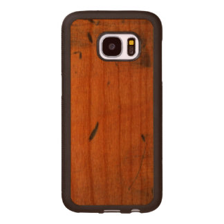 Baltic Pine Carved® Wood Samsung Galaxy S7 Cases