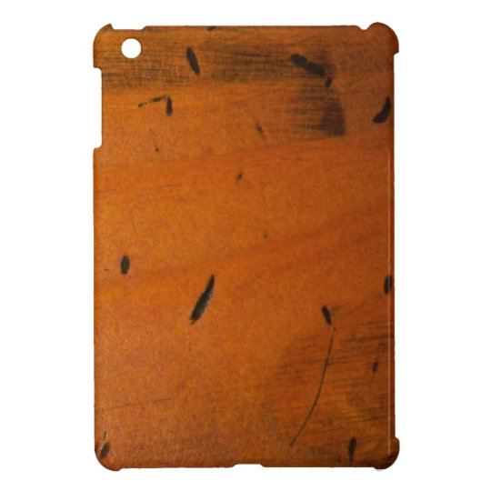 Baltic Pine Wood Custom Faux Wooden iPad Mini Case