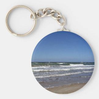 Baltic Sea keychain