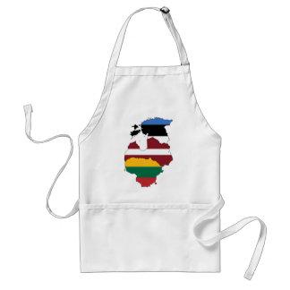 Baltic states adult apron