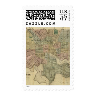 Baltimore 2 timbres postales
