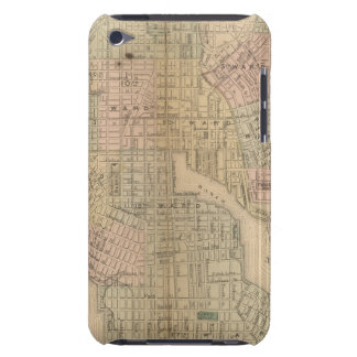 Baltimore 3 iPod touch cover