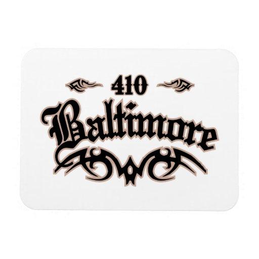 Baltimore 410 imanes rectangulares