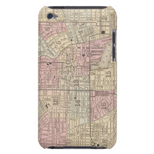 Baltimore 4 iPod touch carcasa