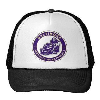 Baltimore Armchair Quarterback Football Hat
