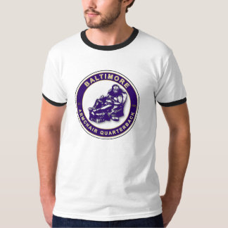 Baltimore Armchair Quarterback Football Shirt