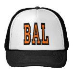 Baltimore BAL Design 2 Trucker Hats