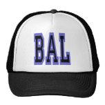 Baltimore BAL Design 3 Hats
