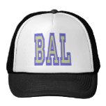 Baltimore BAL Design 4 Mesh Hat