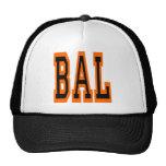 Baltimore BAL Design 5 Mesh Hats