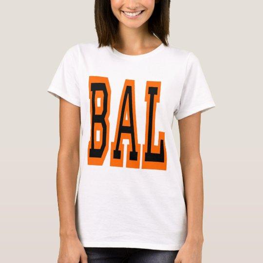 Baltimore BAL Design 5 T-Shirt