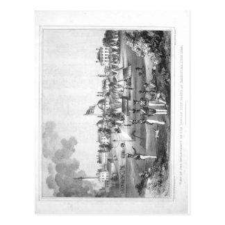 Baltimore (Balmer) Troops Postcard