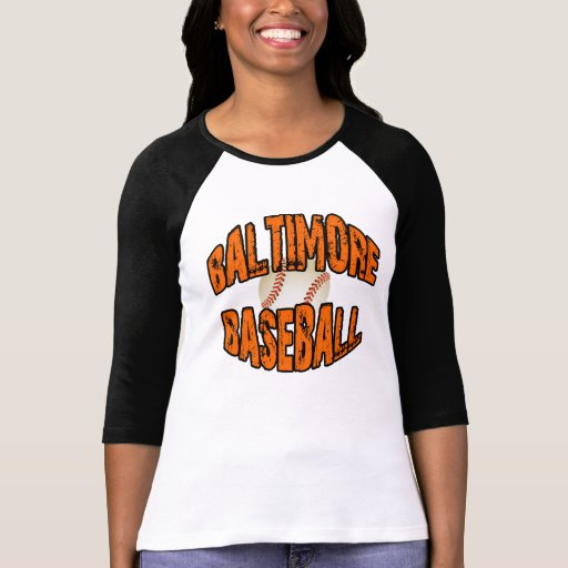 Baltimore Baseball T Shirts