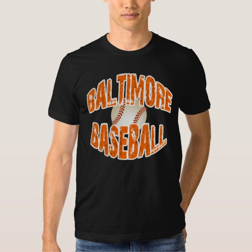 Baltimore Baseball Tee Shirt