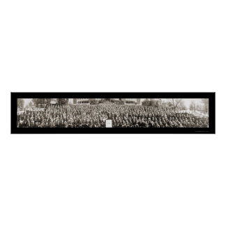 Baltimore Bible Class Photo 1915 Posters