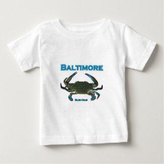 Baltimore Blue Crab Logo Tshirts