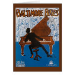 Baltimore Blues Vintage Song Sheet Cover