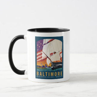 Baltimore: By the Dawn's Early Light Mug
