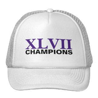 Baltimore - campeones de XLVII Gorras De Camionero