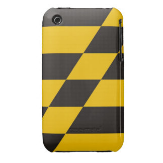 baltimore city maryland usa country flag iPhone 3 case