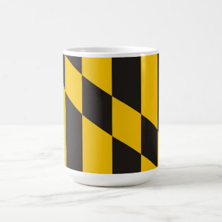 baltimore city maryland usa country flag classic white coffee mug