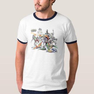 Baltimore Comicon 08 - color T-Shirt
