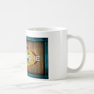 Baltimore Crab Classic White Coffee Mug
