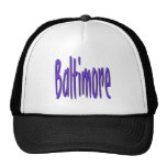 Baltimore Design 1 Mesh Hats