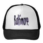 Baltimore Design 2 Hat