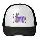 Baltimore Design 4 Mesh Hat