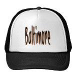 Baltimore Design 5 Trucker Hat