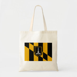 Baltimore Flag Tote Bag