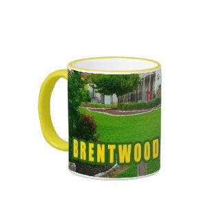 Baltimore Green Space Brentwood mug