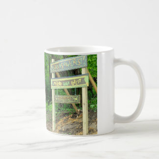 Baltimore Green Space Govans Urban Forest Coffee Mugs