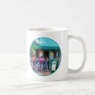 'Baltimore - Happy Hour In Fells Point': Fine Art Coffee Mug
