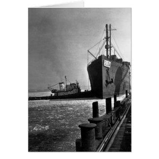 Baltimore Harbor Card