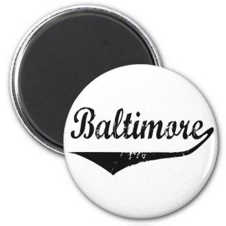 Baltimore Imán Redondo 5 Cm
