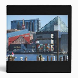 Baltimore Inner Harbor Binder