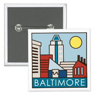 Baltimore Inner Harbor Pin