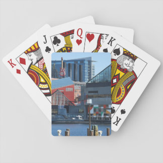 Baltimore Inner Harbor Playing Cards