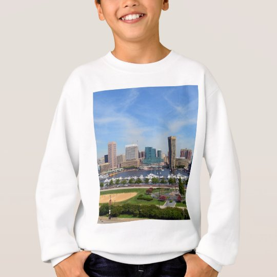 Baltimore Inner Harbor Sweatshirt