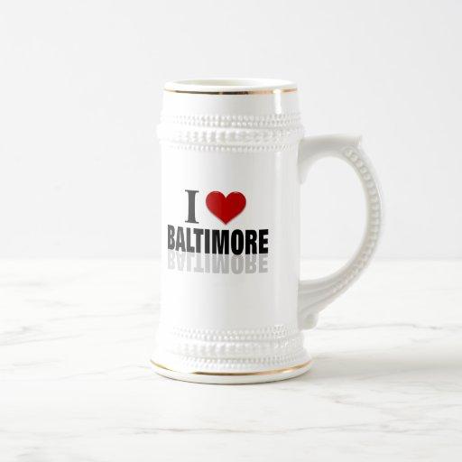 Baltimore Jarra De Cerveza