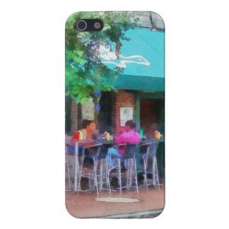 Baltimore - la hora feliz adentro derriba el punto iPhone 5 fundas