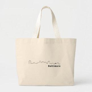 Baltimore Large Tote Bag